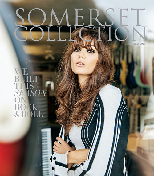 Somerset Collection Holiday Book 2015 Platinum Edition