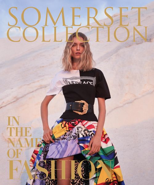 Somerset Collection Holiday Book 2018 Gold Edition