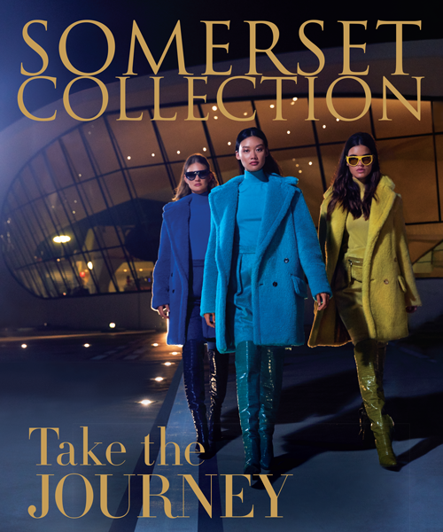 Somerset Collection Holiday Book 2019 Gold Edition